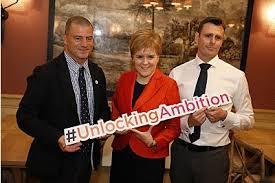 Unlocking Ambition cohort